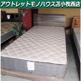 グランツ  シングルベッド 幅100×奥200×高さ43㎝ マッ...
