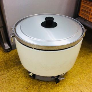 パロマ ガス炊飯器 〈LPガス〉