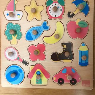 GOULA 木製パズル