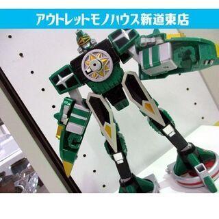 ヒーロー玩具 ハリケンジャー 飛翔変形 DX 天空神 ロボット ...