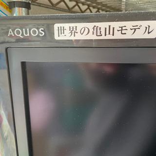 AQUOS 32型テレビ - 岡崎市