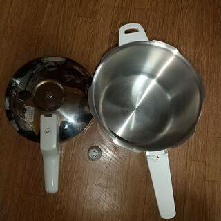 アサヒ軽金属 活力なべ 家庭用圧力なべ IH 5.5L