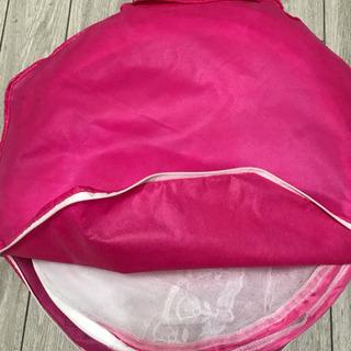 虫除けハウス(蚊帳、テント)  シングルベット用「譲り先決まりました」 - 京都市