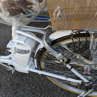 ☆新品未使用☆ 21テクノロジー 24インチ 電動アシスト自転車 0202-01 - 自転車