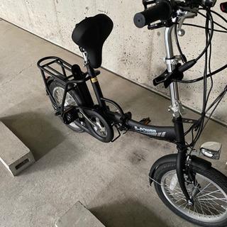 【ネット決済】★値下げ★フル電動自転車★モペット★2020年12...