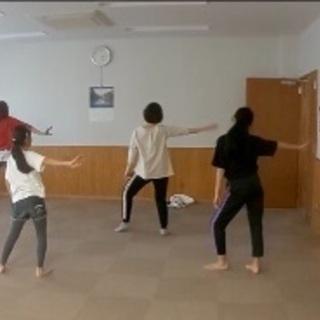 災害ボランティア企画 K-POPダンス