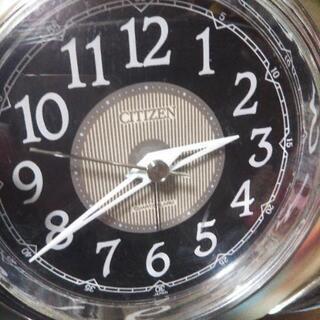 ★CITIZEN 目覚まし時計