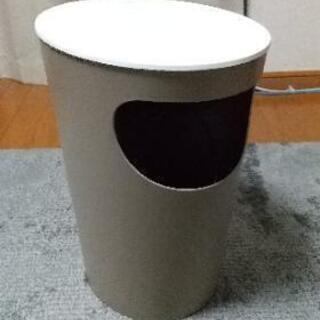 ENOT サイドテーブル付ダストボックス