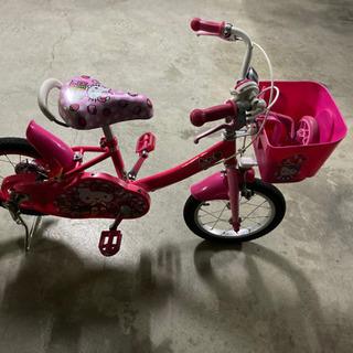 子供用自転車の画像