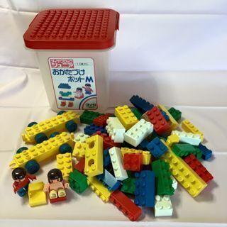 カワダ ダイヤブロック レゴ 飛行機セット