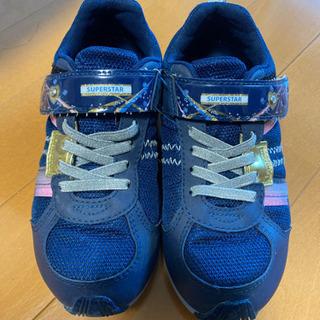 【取引中】ムーンスター 19.5cm 3E 女児靴