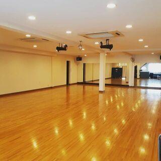 社交ダンス教室、時間貸しスタジオ