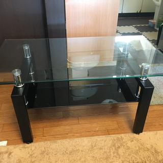 ガラステーブル 値引き