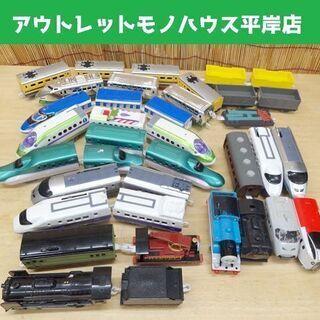 使用感少なめ★プラレール 37車両セット まとめて 新幹線 機関...