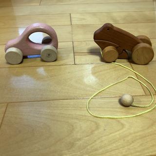 【ネット決済】木のおもちゃ