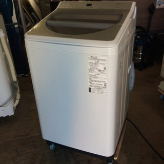 Panasonic 全自動洗濯機 NA-FA80H7