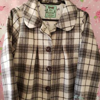 子供服→女の子用ジャケット