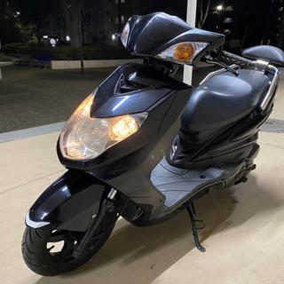ヤマハ シグナスX125 車 バイク