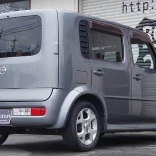 【オトキャン】期間限定で購入時、全車両5万円引き💘キューブ 15...