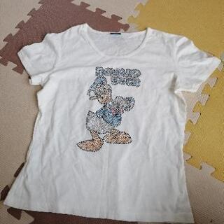 ドナルドダック Tシャツ