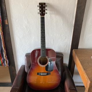 お値下げ バークレー アコースティックギター 難あり