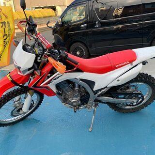 HONDA CRF250L カスタム ヨシムラマフラー