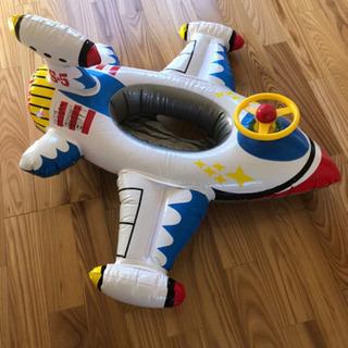ロケット浮き輪!