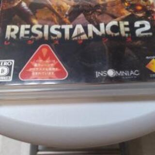 ソニーコンピュータエンタテインメント・PS3ソフト レジスタンス2