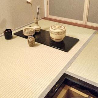 初級茶道教室