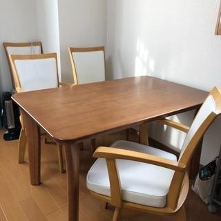 【ネット決済】[まとめ買い歓迎]ダイニングテーブルセット、ソファ...
