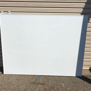 両面ホワイトボード 120×90cm PLUS WB-1209WSJ