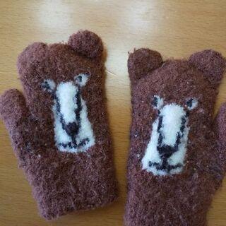 2歳児くらいの手袋