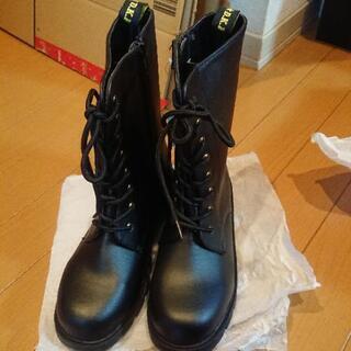 ブーツ     新品     21.0