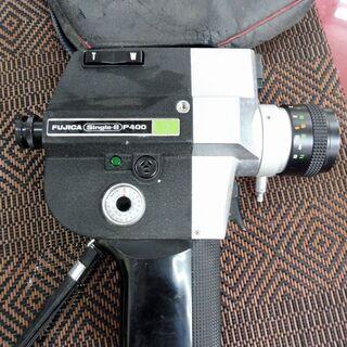 フジフィルム シングル8 P400 8ミリ映写機 中古 ジャンク