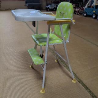 ベビー用の椅子