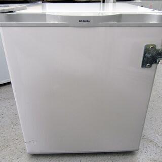 【恵庭】㊱TOSHIBA/東芝 1ドア冷蔵庫 2000年製 40...