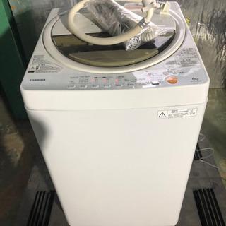k0204-6 TOSHIBA 東芝 洗濯機 AW-60GL 6...
