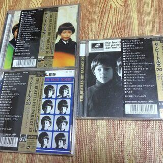 ■CD The Beatles Hit Parade 20 3枚...