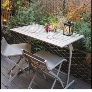 パティオプティのバールバールテーブル ガーデンファニチャー 新品未使用