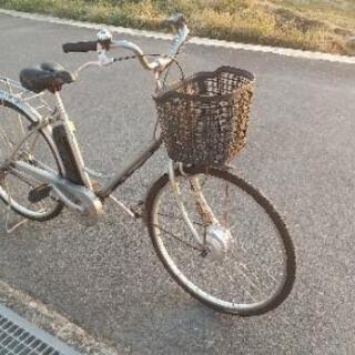 【販売御礼】サンヨー 電動自転車 EneloopBike 中古車の画像