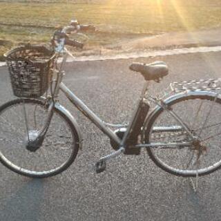 【販売御礼】サンヨー 電動自転車 EneloopBike 中古車 − 奈良県