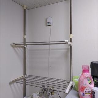 洗濯機ラックの画像