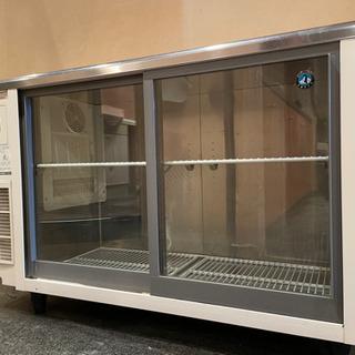 【引き取り限定】ホシザキ 業務用カウンター型ショーケース冷蔵庫