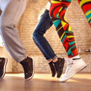 ダンスやりたい人集まれー!!