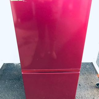 ②✨高年式✨508番AQUA✨ノンフロン冷凍冷蔵庫✨AQR…
