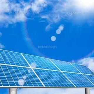 ソーラーパネル設置作業に興味のある方