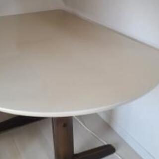 ダイニングテーブル 値下げ相談可 2月24日廃棄予定