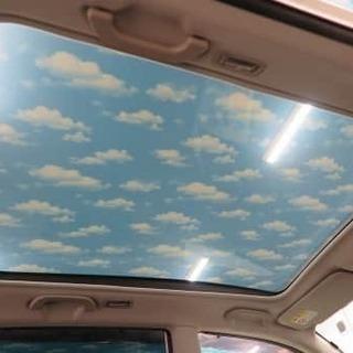 お母さん 今日は空がキレイだね!