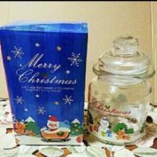 【非売品】クリスマス小物☆瓶ケース