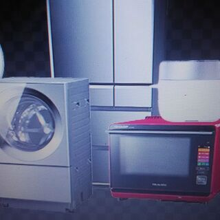 【東京】リサイクル家電処分/冷蔵庫・洗濯機・テレビ・衣類乾…